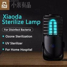 Youpin Xiaoda lampe germicide UVC lampe de stérilisation à lozone Ultraviolet UV stérilisateur Tube lumineux pour désinfecter les bactéries