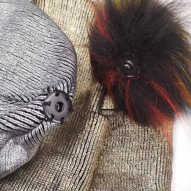 Прямая поставка; сезон осень-зима; вязаные шапочки из искусственного меха с помпоном для маленьких девочек и мальчиков; теплые шапочки из полиэстера для малышей