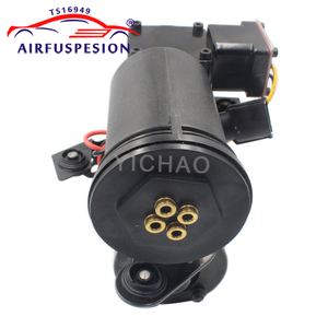 Image 4 - New Air Suspension Compressor Pump for 98 06 Ford Expedition & Lincoln Navigator  6L1Z5319AA 6L143B484AA CD 7705 P 2213