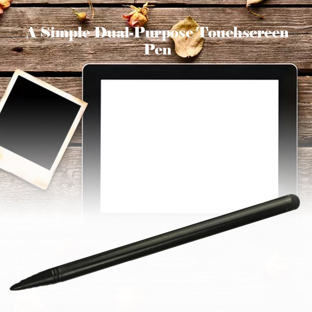 Simple Dual-use Touch Screen Pen Resistance Capacitance Pen Touch Screen Pen Mobile Phone Touch Screen Pen Touch Metal Pen