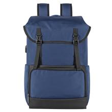 Tigernu New Fashion Laptop Backpack Draw Pocket USB Charging Travel School Sport Waterproof Backpack Male Female Bag Pack рюкзак tigernu t b3237 black