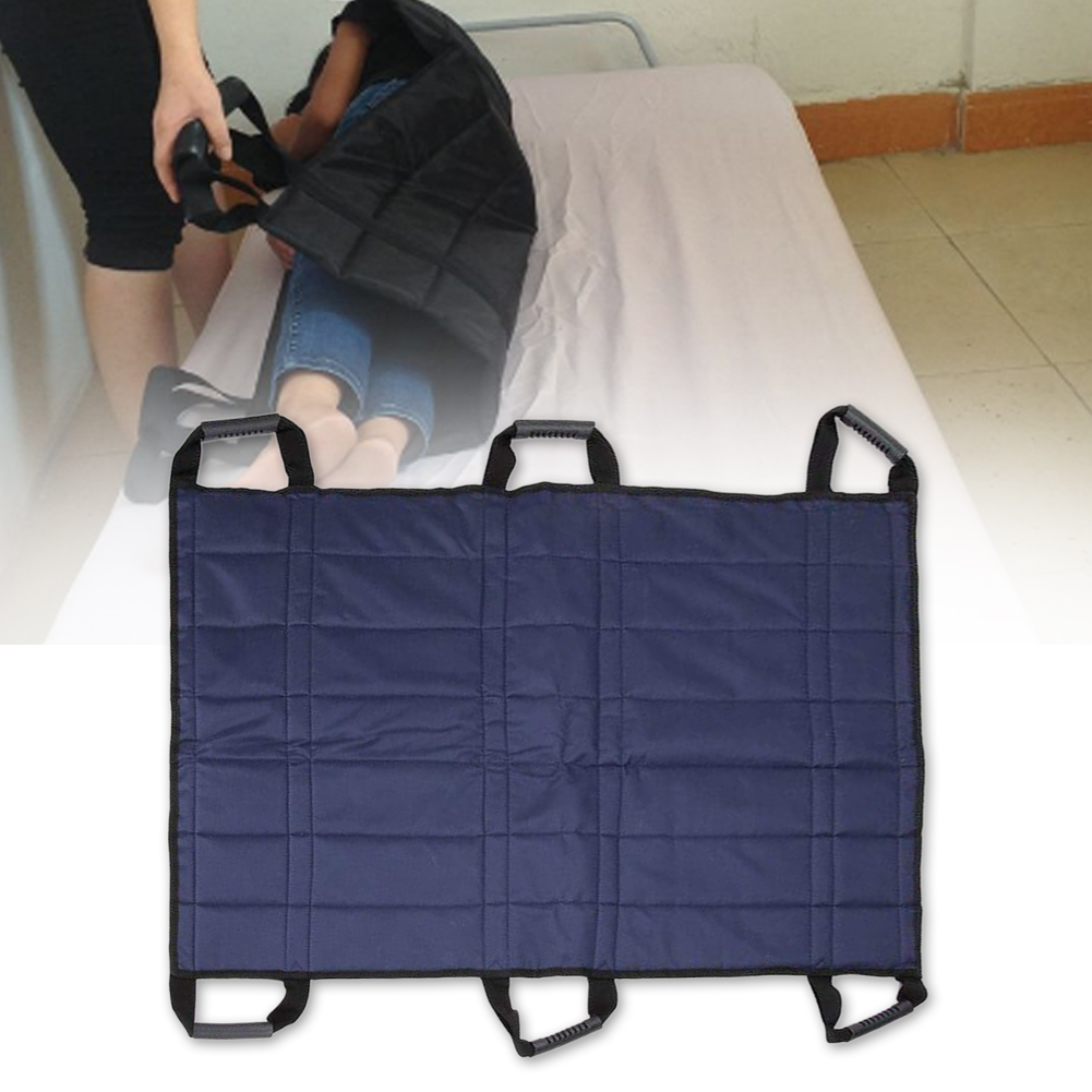 For Elderly Board Belt Sheet Hospital Safety Nursing Sling Sliding Medical Reinforced Transfer Pad Foldable Patients Lifting