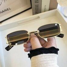 Gafas de sol de estilo Retro europeo y americano para mujer, lentes de sol de moda coreana, chulas de hombre, estrellas, persona