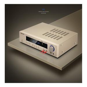 Image 5 - KYYSLB 650W 220V AK 558 Bluetooth Amplifier 5.1 Channel Home Theater Ktv High Power AV Digital Hifi Amplifier Subwoofer SD USB