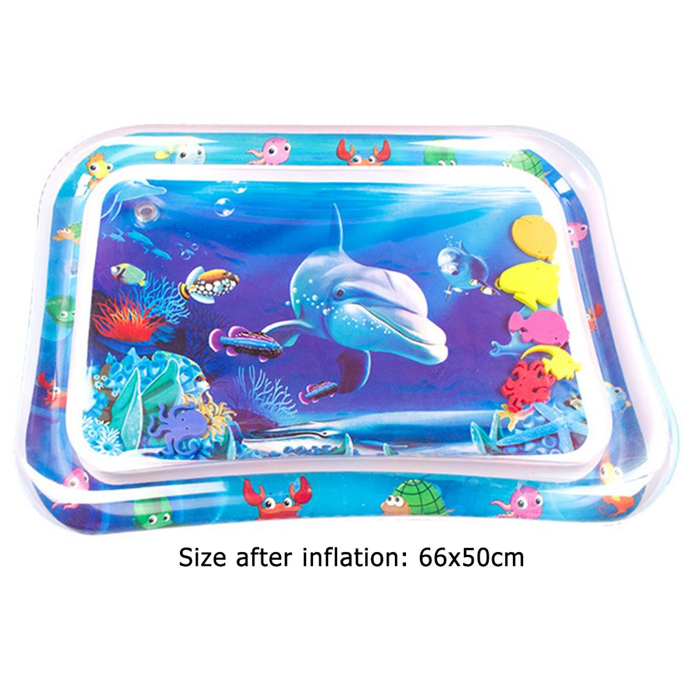 Hdd2e5040f8e94cf1b960ddc8c8afc080X - Simplicity Security Bathing Float Pad Superb Craftsmanship Inflatable Baby Swimming Pool Children Home Use Paddling Pool