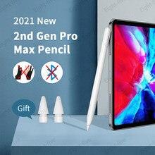 Adequado para caneta de apple lápis 2 ipad para ipad pro 11 12.9 2020 2018 2019 7th 8th ar 3 4 triangular ipad stylus