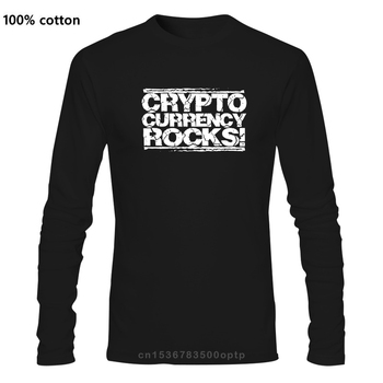 Cryptocurrency Crypto Bitcoin Iota Hodl T-Shirt Round Collar Letter Humor Men's T Shirt Hombre Plus Size 3xl Fitted Top Tee image