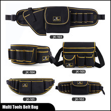Multi Function Tools Belt Bag Electrician Tools Screwdriver Wrench Pliers Waist Storage Bag