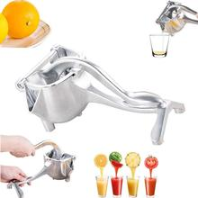 2020 Kitchen Smoothie Stainless Steel Manual Hand Press Juicer Squeezer Household Fruit Juicer Extractor Fruit Juicer Machine hand juicer fruit vegetable tools multifuctional fruit squeezer hand juicer machine ice cream machine mini meat grinder machine