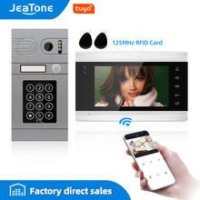 Tuya smart app дистанционное управление wifi ip видео домофон