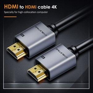 Image 2 - Кабель HDMI CABLETIME 2,0 2,1 8K 4K 60Hz HDMI к HDMI шнур для PS4 TV 4K сплиттер переключатель коробка удлинитель видео кабель Кабо HD C248