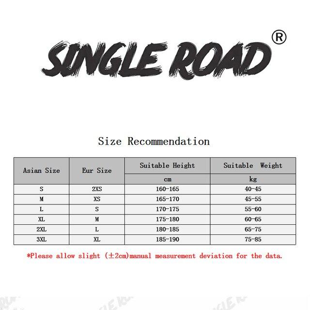 SingleRoad-Sudadera de cuello torcido para hombre, ropa informal japonesa de gran tamaño, Hip-Hop, Sudadera con capucha para hombres, color negro, Harajuku, 2021 3