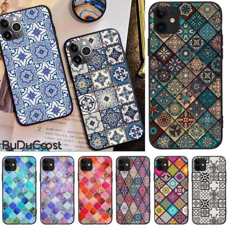 Jemy Sentido de la moda DIY Luxury Phone Case For iphone 5C 5 6 6s plus 7 8 SE 7 8 plus X XR XS MAX 11 Pro Max Cover