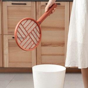 Image 3 - Youpin Sothing Электрическая мухобойка Swat светодиодный заряжаемая Складная мухобойка USB зарядка мухта мухобойка Устранитель мухобойка