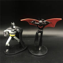 Comics Batman Model Toy The Dark Knight Rises PVC Collectible Figure BATMAN Statue decoration