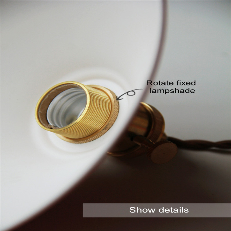 Bedroom Read Wall Light Bedside Wall Lamp Fixtures Modern Edison Aisle Sconce Colorful Bathroom E27 Pure Copper Holder Light in LED Indoor Wall Lamps from Lights Lighting