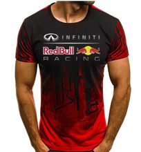 Red Rally Racing T Shirt Men New 3d Printed T-shirts Riding Game Tees Male Brand Top Crop Shirts Short Sleeves Oversized 4xl