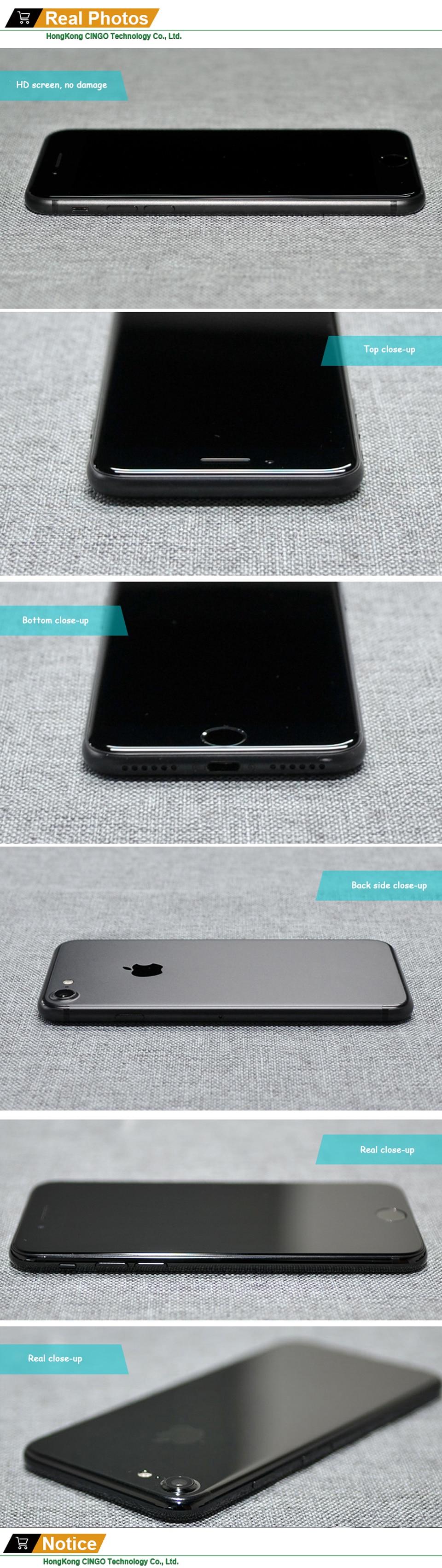 Hdd307ae1a34f4b8f946642fd85560a77n Unlocked Apple iPhone 7 4G LTE Cell Phone 32/128GB/256GB IOS 12.0MP Camera Quad-Core Fingerprint 12MP 1960mA