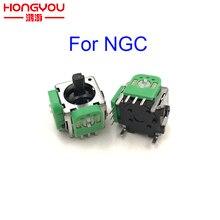 عصا تحكم تناظرية ثلاثية الأبعاد لوحدة تحكم NGC ، 20 قطعة ، قطع غيار
