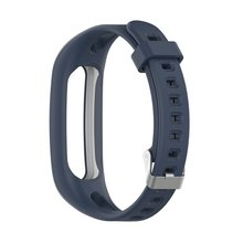 New Color Strap Replacement Silicone Strap Watch Band For Huawei Band 3e Huawei Honor Band 4 Running Version rondaful watch band silicone wrist strap for huawei 3e 4e smart watchband for huawei honor band 4 running version bracelet strap