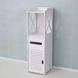 Водонепроницаемая полка для хранения в гостиной, напольный шкаф для ванной, современный минималистичный многофункциональный туалет