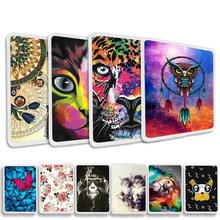 Buy 3D DIY Painted Case for Amazon All New Kindle 10th Generation 2019 Case 6.0'' Coque Fashion Soft Silicone TPU Back Tablet Cover directly from merchant!