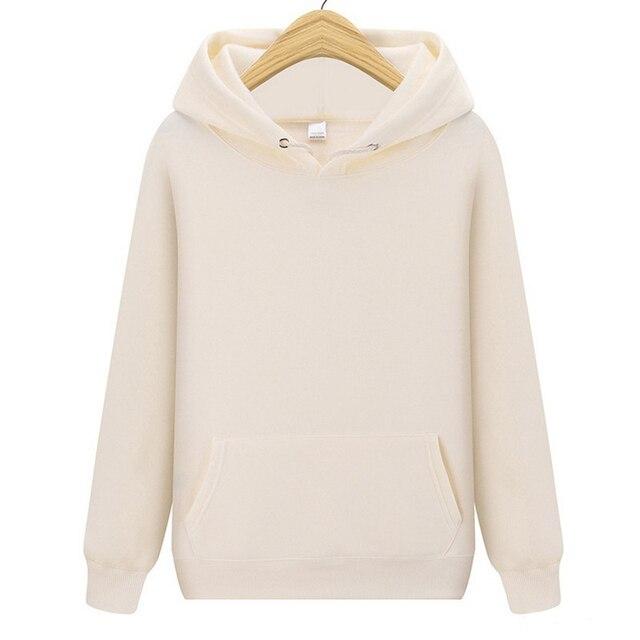 Fashion hoodie sweatshirt women christmas goods solid colors Hoodies Size S-XXXL 4