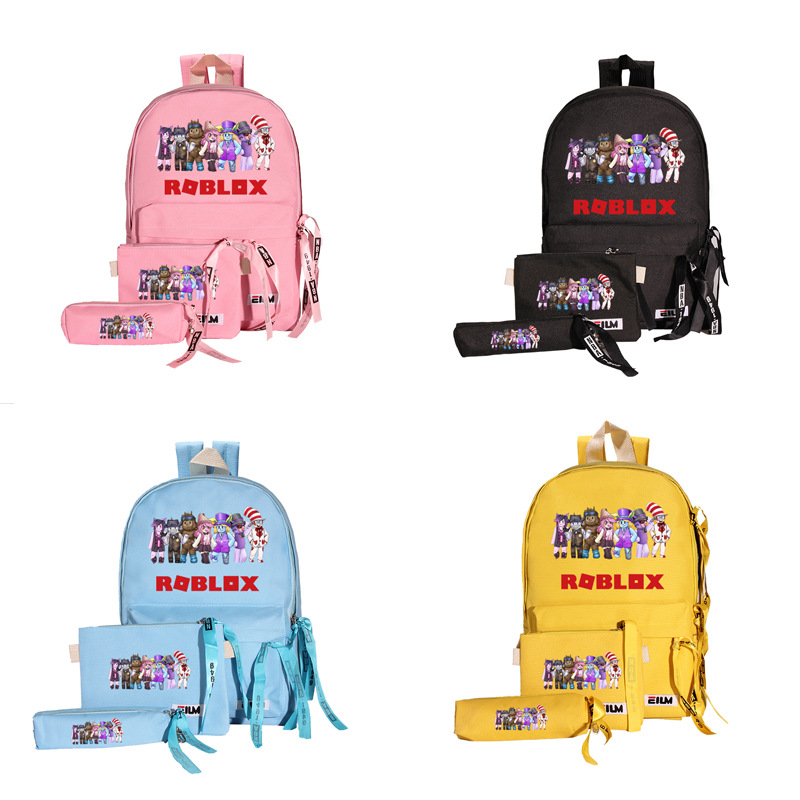 3pcs/set Waterproof Children School Bags For Boy Girls School Backpacks Kids Schoolbag Kids Mochila Infantil