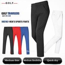 Clothing Golf Trousers Sports-Pants PGM Summer Male Men Baseball-Wear Send-Socks Stretch
