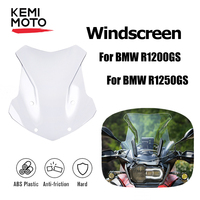 Wind Screen for BMW R1200GS LC Adventure 1250GS Windshield for BMW GS 1200 GS LC Adventure Windscreen Screen Protector 2013 2018