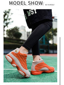 Shoes Basketball Men Sneakers Training And Men's High-Quality 36-46