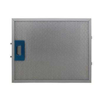 Kaptur filtr z siatki metalowy filtr przeciwtłuszczowy okap kuchenny wymiana filtra filtr siatkowy filtr aluminiowy okap filtr kuchenka tanie i dobre opinie