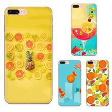 TPU Stylish Case For Huawei P7 P8 P9 P10 P20 P30 Lite Mini Plus Pro Y9 Prime P Smart Z 2018 2019 Photography Food Still Life(China)
