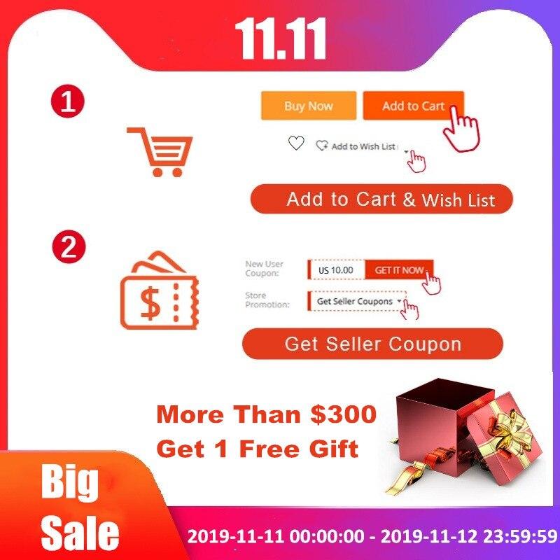 MAGICSEE N5 NOVA Android 9.0 BOÎTE de télévision RK3318 4 GO RAM 64 GO ROM 2.4GHz + WiFi 5GHz Commande Vocale Intelligente Décodeur 4K Bluetooth USB3.0 - 2