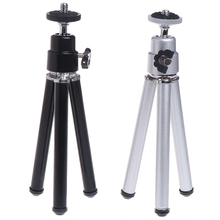 цена на Super Mini Laser Level Tripod for 1/4 Adapter Laser Holder Metal Aluminum Tripod Mini Tripod