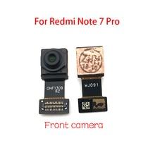 Фронтальный модуль камеры гибкий кабель для Xiaomi Redmi Note 7 Pro замена