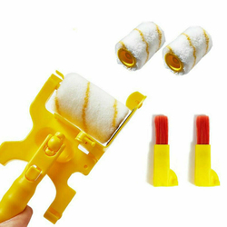Muur Rand Clean-Cut Borstel Roller Kwast Set Multifunctionele Clean-Cut Verf Edger Schilderen Leveringen & Muur behandelingen WWO66