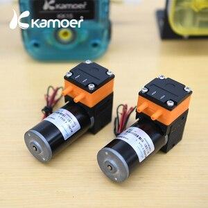Image 5 - Kamoer KLP02 E mikro membrana woda/pompa cieczy 12V/24V