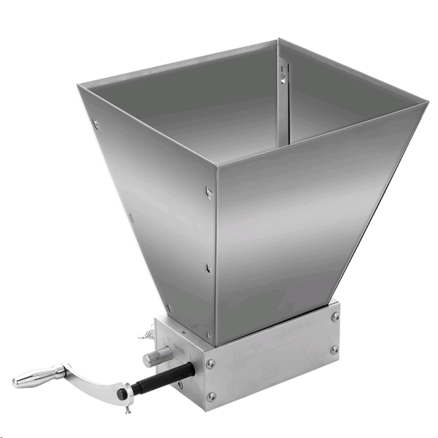 Whole Grains Mill Grinder Food Processors Superfine Large Manual Powder Machine Stainless Steel Malt Corn Food Grinder Manual
