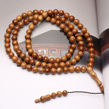 Genuine natural palm fruit Kuka natural color Muslim prayer beads 99 beads Turkish style gift Islamic beads