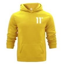 2019 Fashion Printed Yellow Hoodies Women Warm Mens Long Winter Man Clothe Logo Sweatshirt Men Fitness Red
