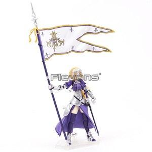 Image 3 - Figma 366 kader/Grand sipariş cetvel Jeanne DArc PVC Action Figure koleksiyon FGO heykelcik oyuncak