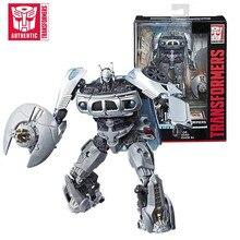 11cm Transformers Jazz Studio Serie Action Figure SS10 PVC Transformatie Speelgoed Robot Cars Autobot Kerstcadeaus voor Kinderen