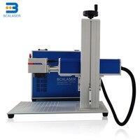 Excelente qualidade 20 W/30 w Mopa cor do laser da fibra máquina da marcação do laser para colorido marcação