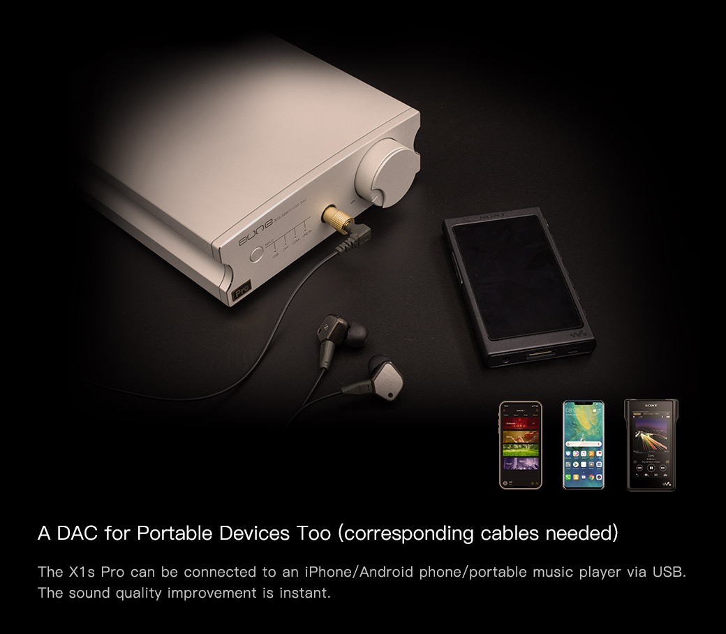 32BIT/768K de amplificador auriculares 6
