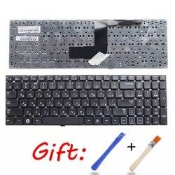 Ru teclado preto para laptop russo, para samsung rv513 rv515 rv511 e3511 pro rv520 s3511 rc530 rc510 rc520 z-512