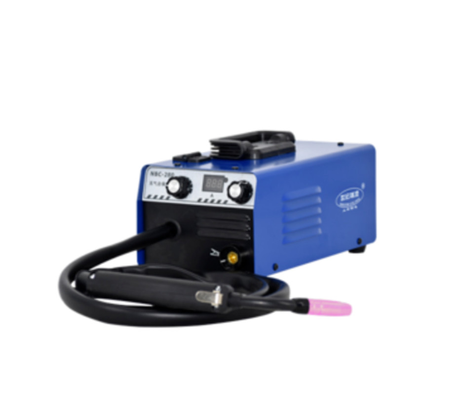 220v NBC-280 Mini Welding Machine Small Airless Welding Machine Semi-automatic Welding Carbon Dioxide For Welding Machine CO2
