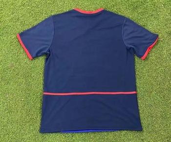 02 04 HENRY BERGKAMP V PERSIE męskie koszulki RETRO z dala VIEIRA MERSON ADAMS tanie i dobre opinie Dobrze pasuje do rozmiaru wybierz swój normalny rozmiar CN (pochodzenie)