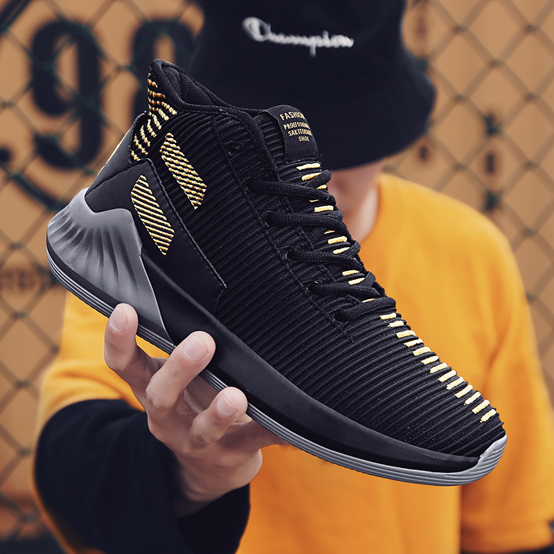 2019 Professional Outdoor Nonslip Breathable Basketball Jordan Shoes Mesh Sports Shoes Sneakers  Chaussures De Basket