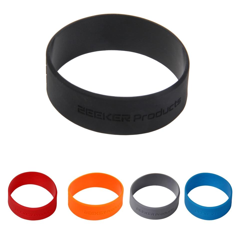 ZEEKER Rubber Band For Credit Card Holder 5 Colors For ZKMW002 Wallet
